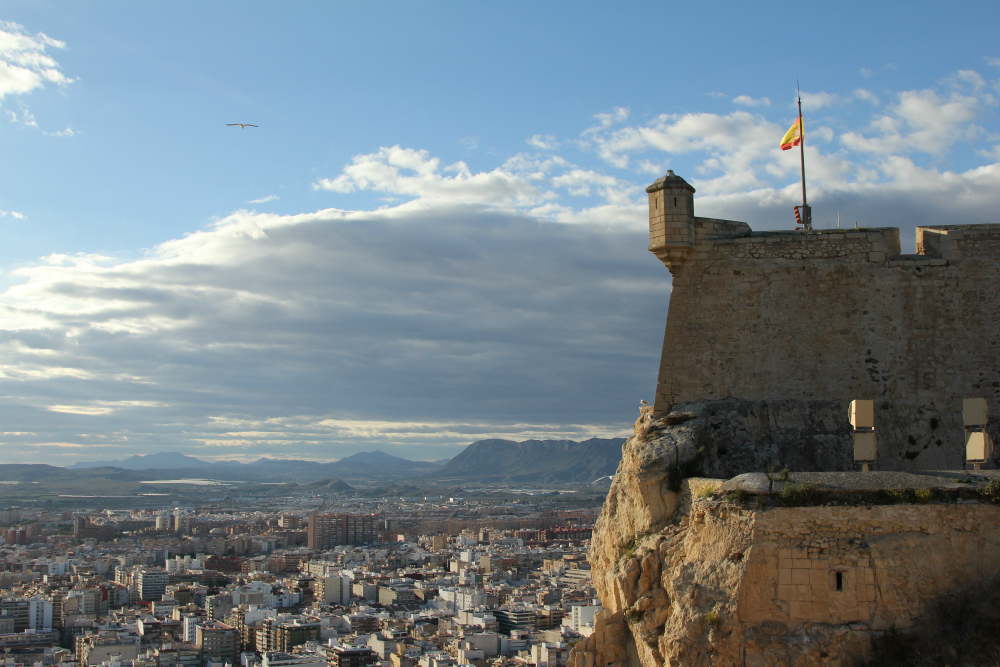 "photo ""Alicante"" tags: travel, landscape, Alicante"