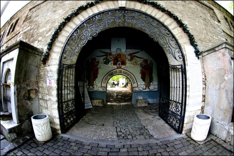 """фото """"Пътят към храма..."""" метки: пейзаж, жанр, архитектура,"""