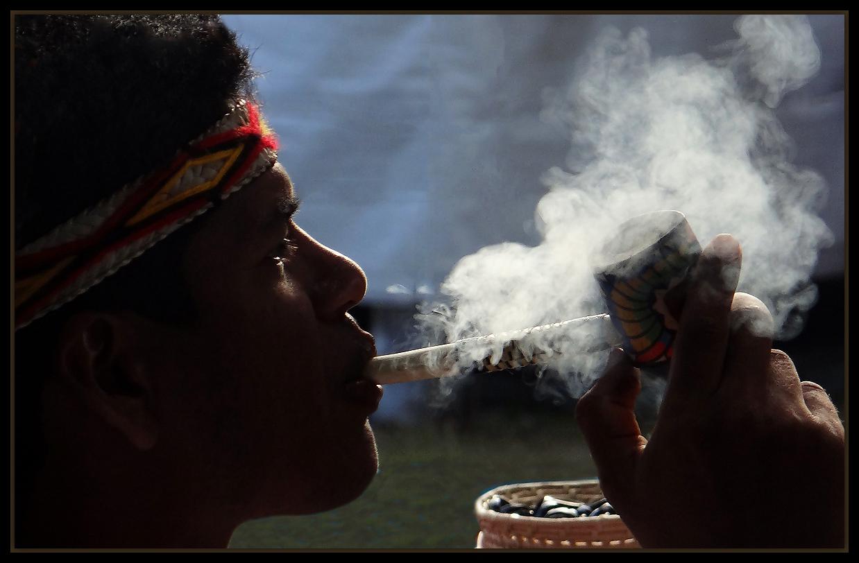 """фото """"Indian Pataxó"""" метки: портрет, Южная Америка"""