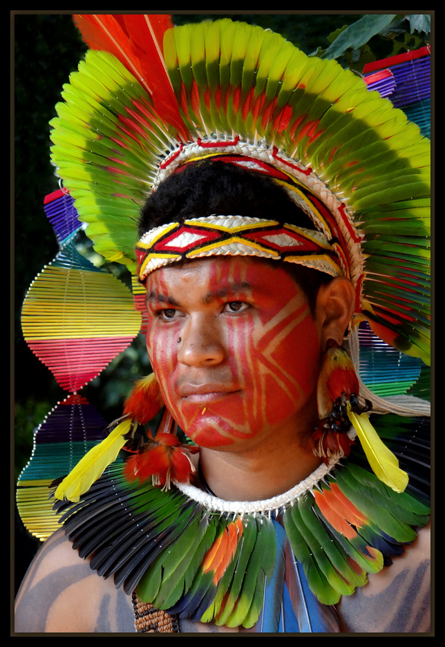 "photo ""Indian Itamany Walateky"" tags: portrait, South America"