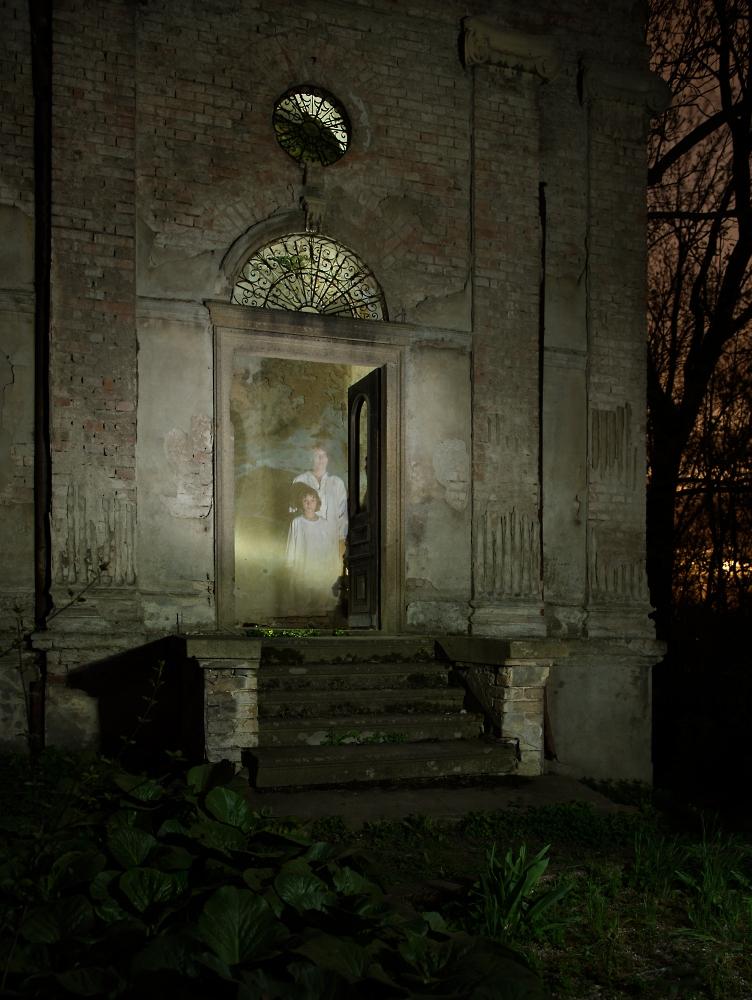 "photo ""Призраки"" tags: misc., ghost, midnight, night"