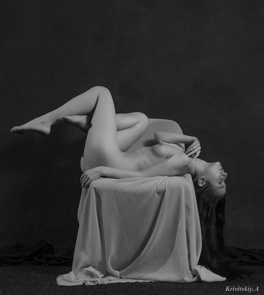 "photo ""***Lucillia Eglantier***"" tags: nude, black&white, Lucillia Eglantier, woman, актриса, александр крив…, фотоактриса, фотомодель"