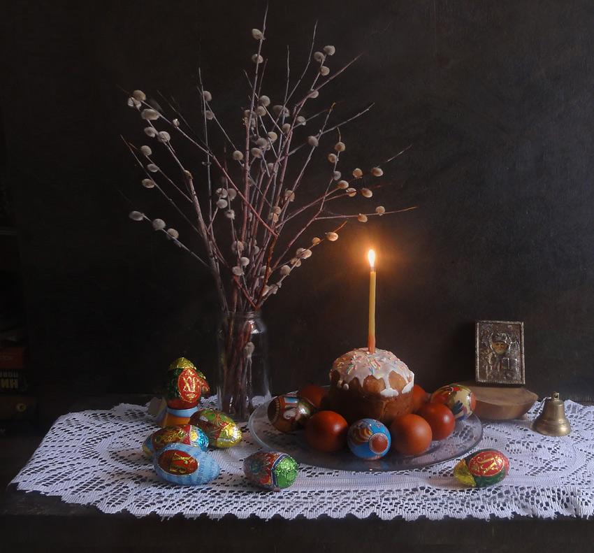 """фото """"Светлый праздник"""" метки: натюрморт,"""