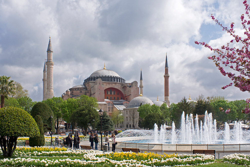 "photo ""In Istanbul"" tags: architecture, city, Стамбул, Турция, мечеть, фонтан"