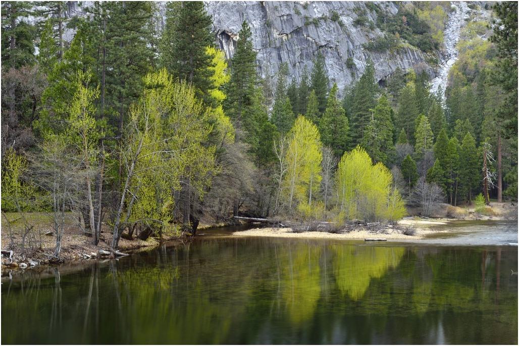 """фото """"***"""" метки: пейзаж, весна, вода, горы"""