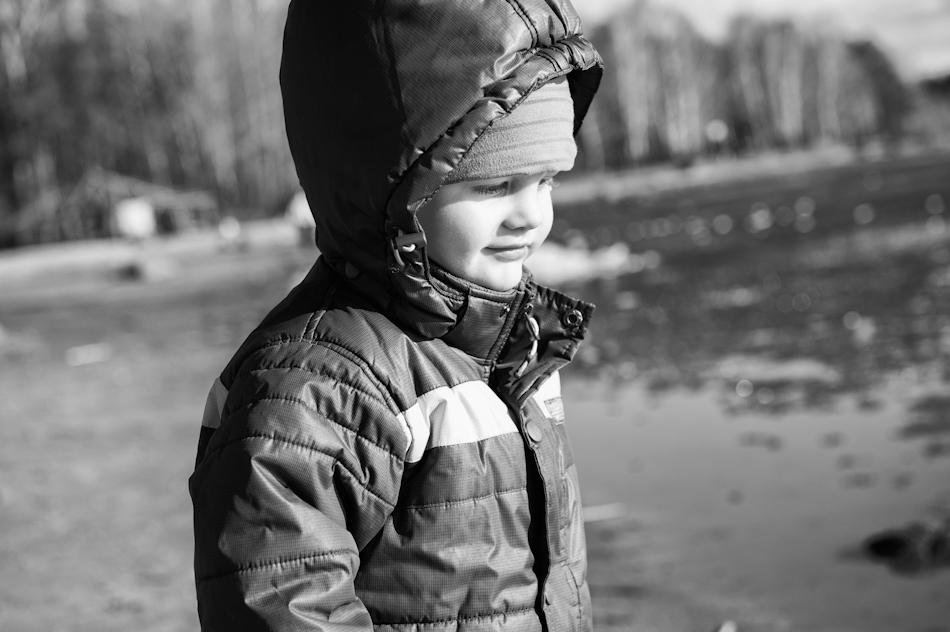 """фото """"Детство"""" метки: портрет, черно-белые,"""