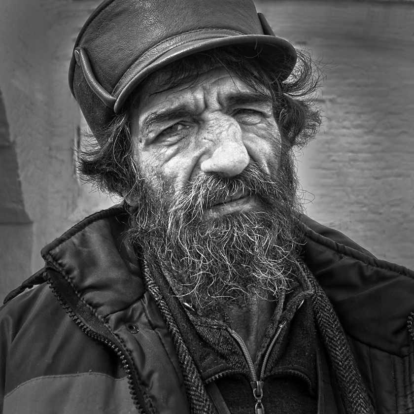 "photo ""***"" tags: black&white, street, portrait,"