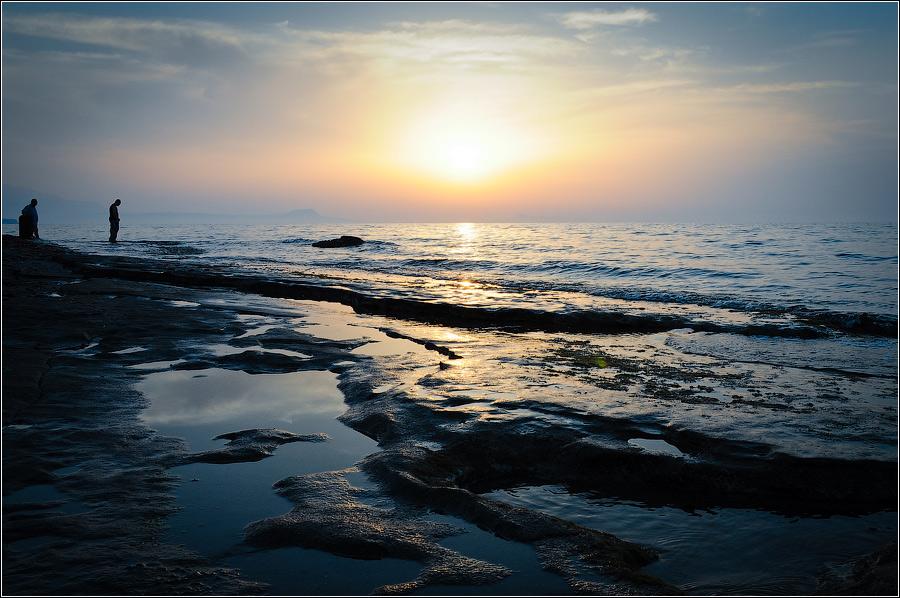 "фото ""***"" метки: путешествия, пейзаж, Крит, вода, закат"