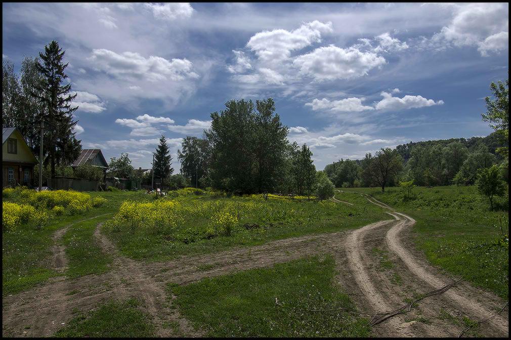 """фото """"Хорошо летом в деревне..."""" метки: пейзаж,"""