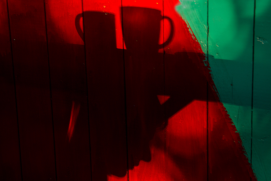"фото ""Случай на закате"" метки: портрет, разное, натюрморт, красное-зеленое, тени"