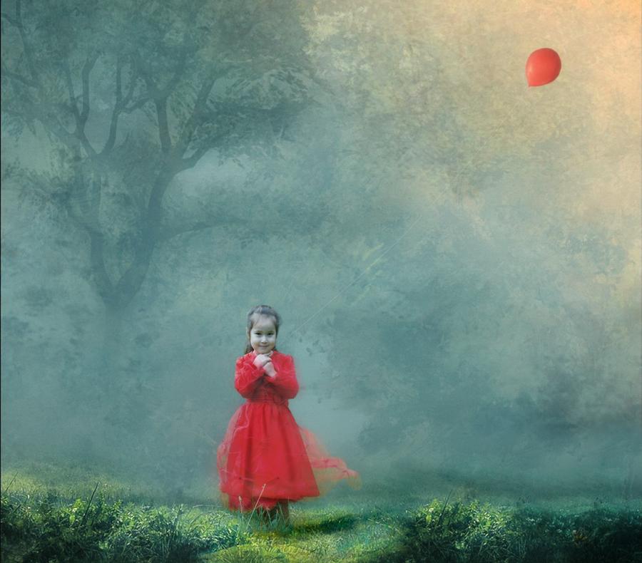 """фото """"Красный шар"""" метки: разное,"""