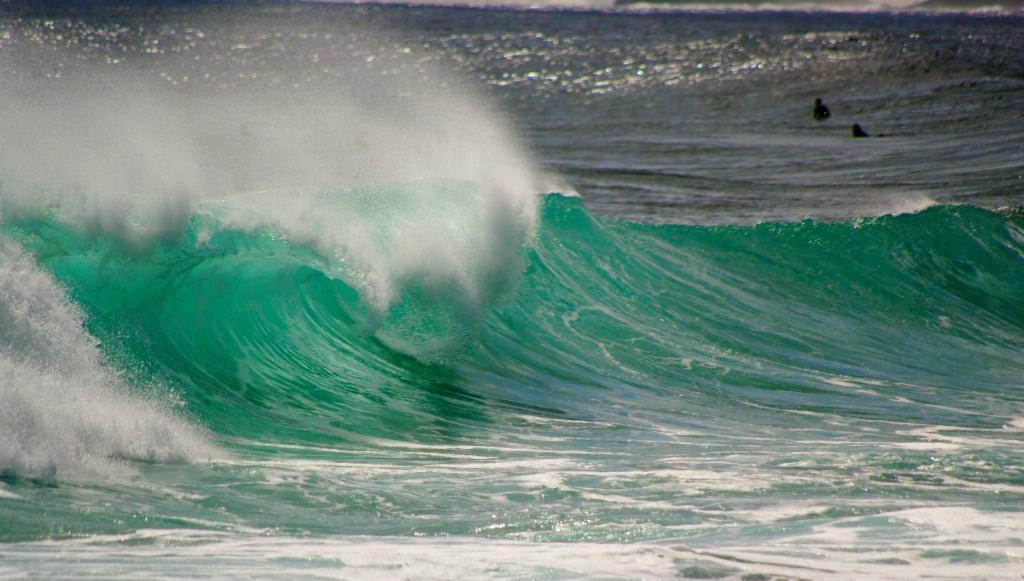 """фото """"Волны Яллингап"""" метки: пейзаж, природа, Yallingup, ocean, wave"""