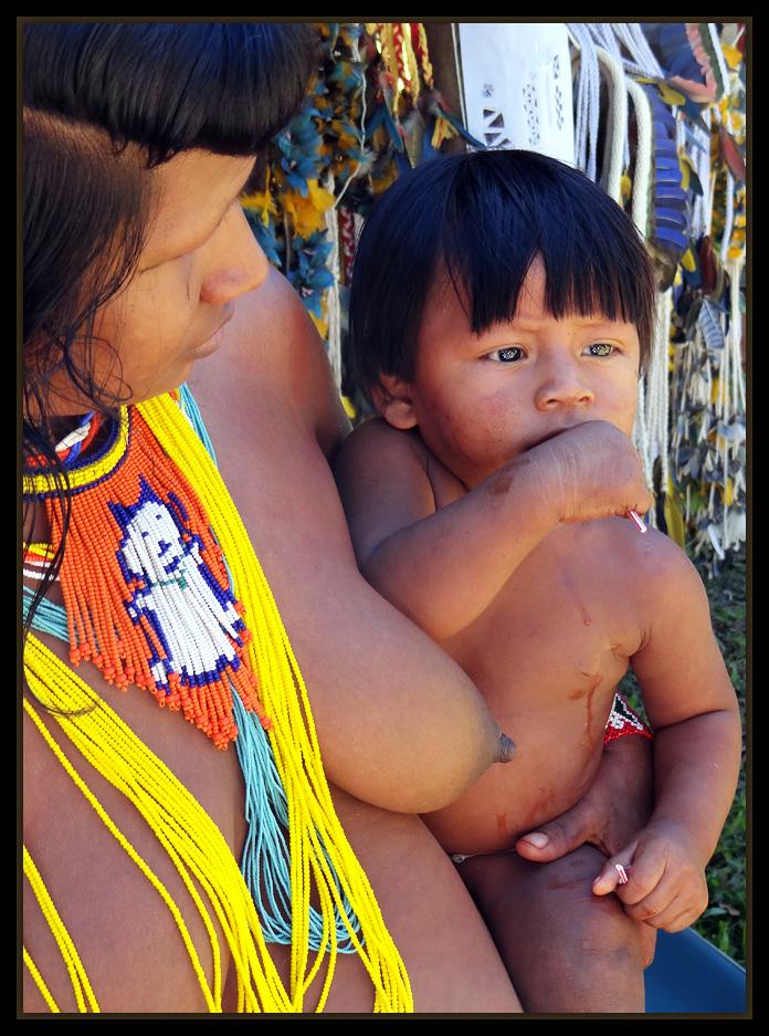 """фото """"Indians Mamaindê"""" метки: , Южная Америка"""