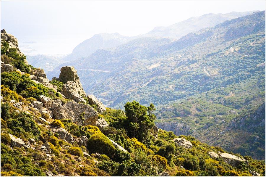 """фото """"***"""" метки: пейзаж, путешествия, Крит, горы, лето"""