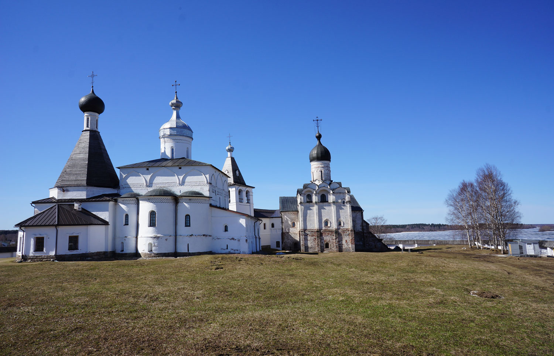 """фото """"Ферапонтов монастырь"""" метки: путешествия,"""