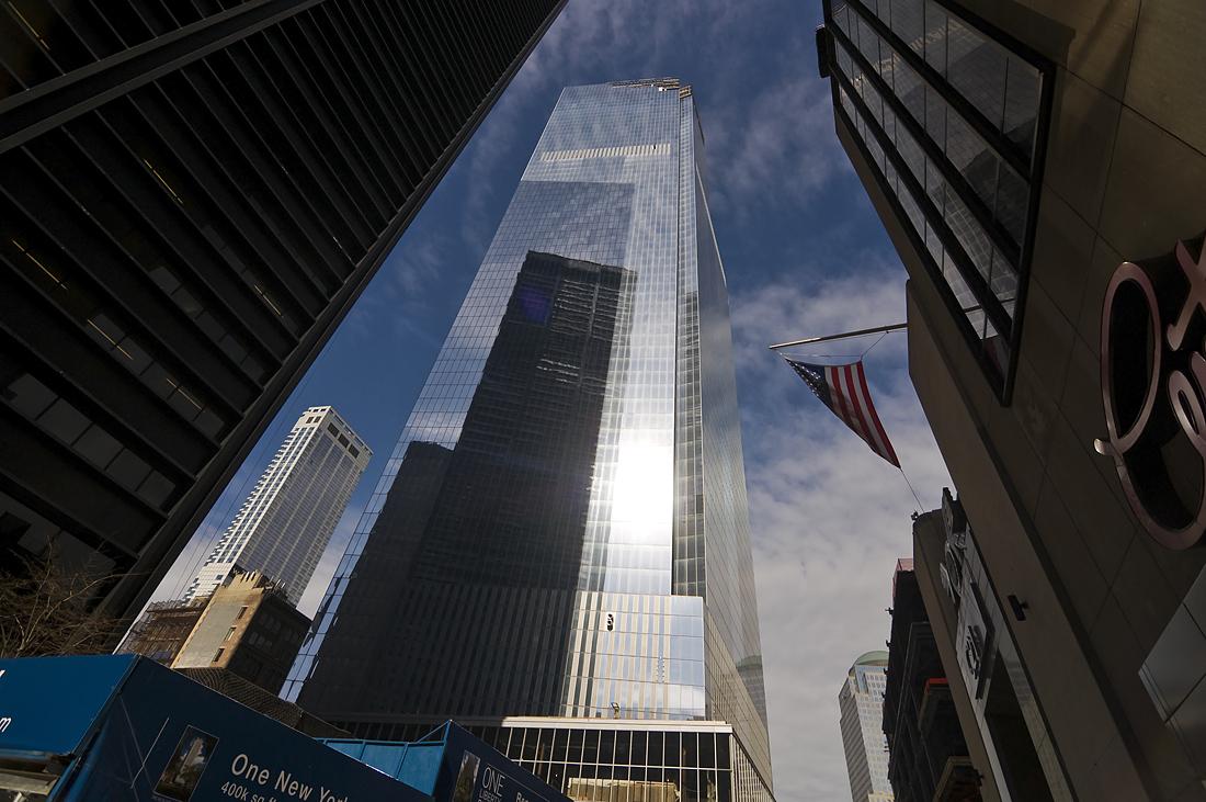 """фото """"City reflections_2"""" метки: город, архитектура, путешествия, America, USA, отражения"""