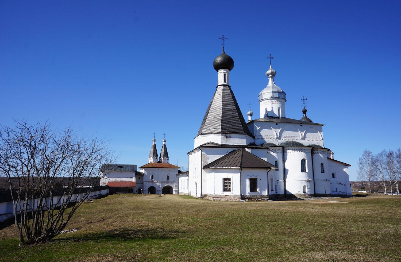"""фото """"Ферапонтов монастырь"""" метки: архитектура,"""