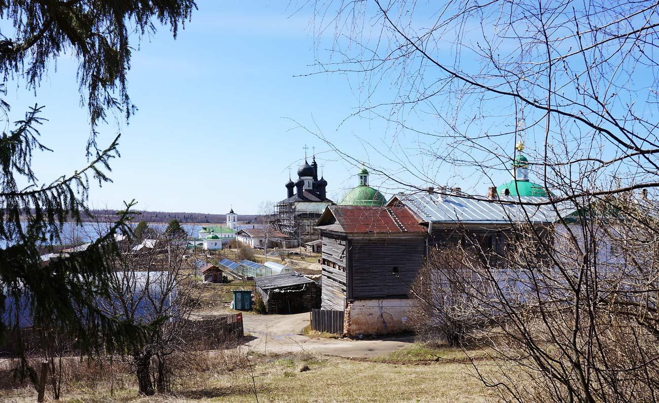 """фото """"Горицкий женский монастырь"""" метки: путешествия,"""