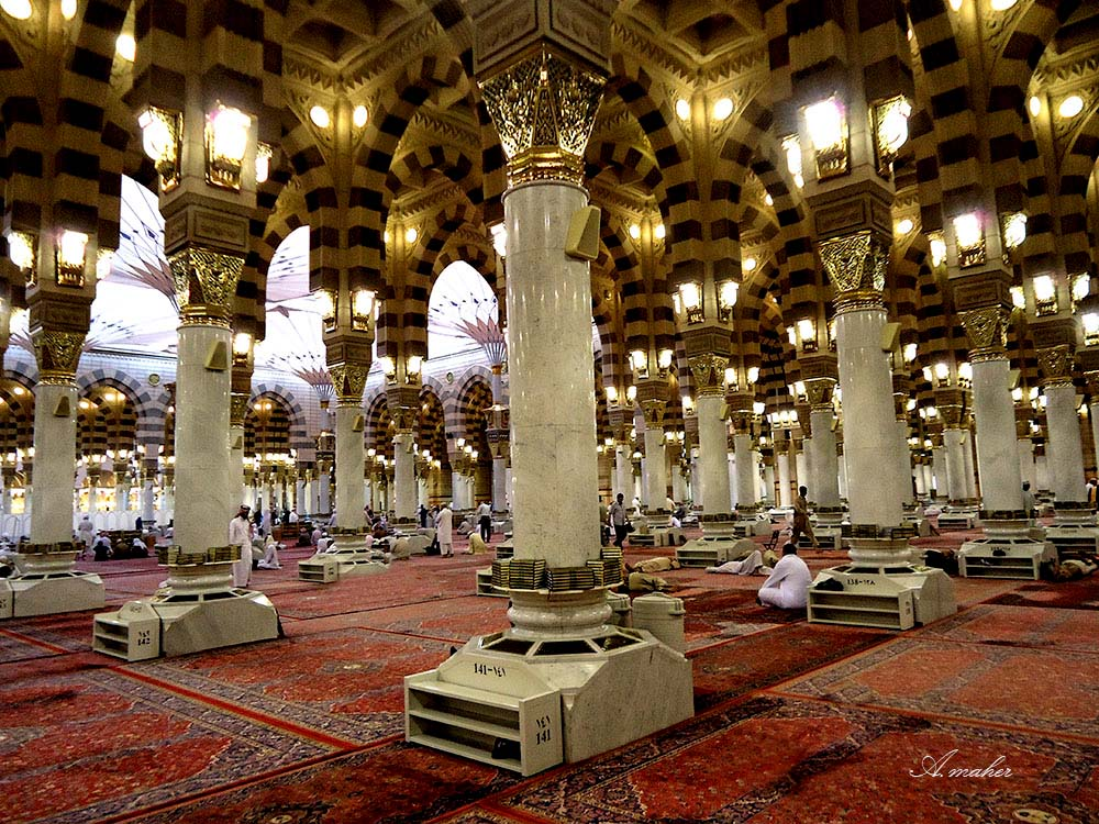 "photo ""The Great Mosque"" tags: architecture,"