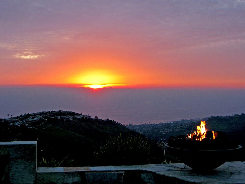 "photo ""Sunset"" tags: nature,"