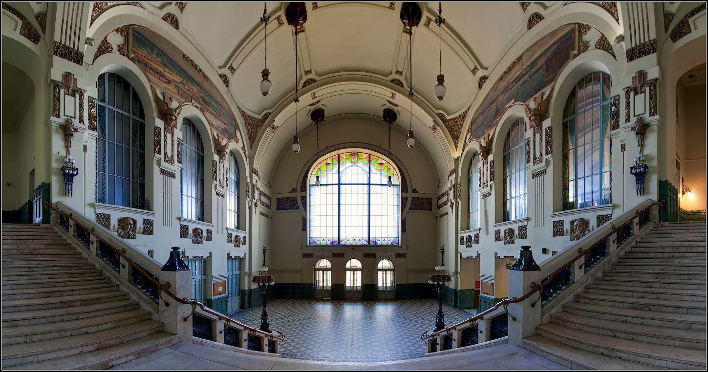 "photo ""St. Petersburg. Vitebsk station"" tags: architecture, panoramic,"