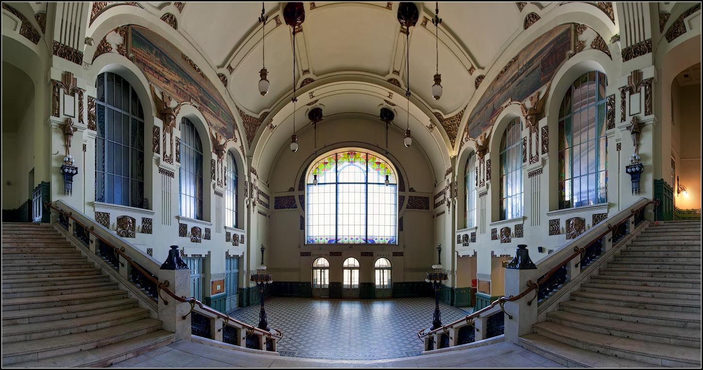 """фото """"Питер. Витебский вокзал"""" метки: архитектура, панорама,"""