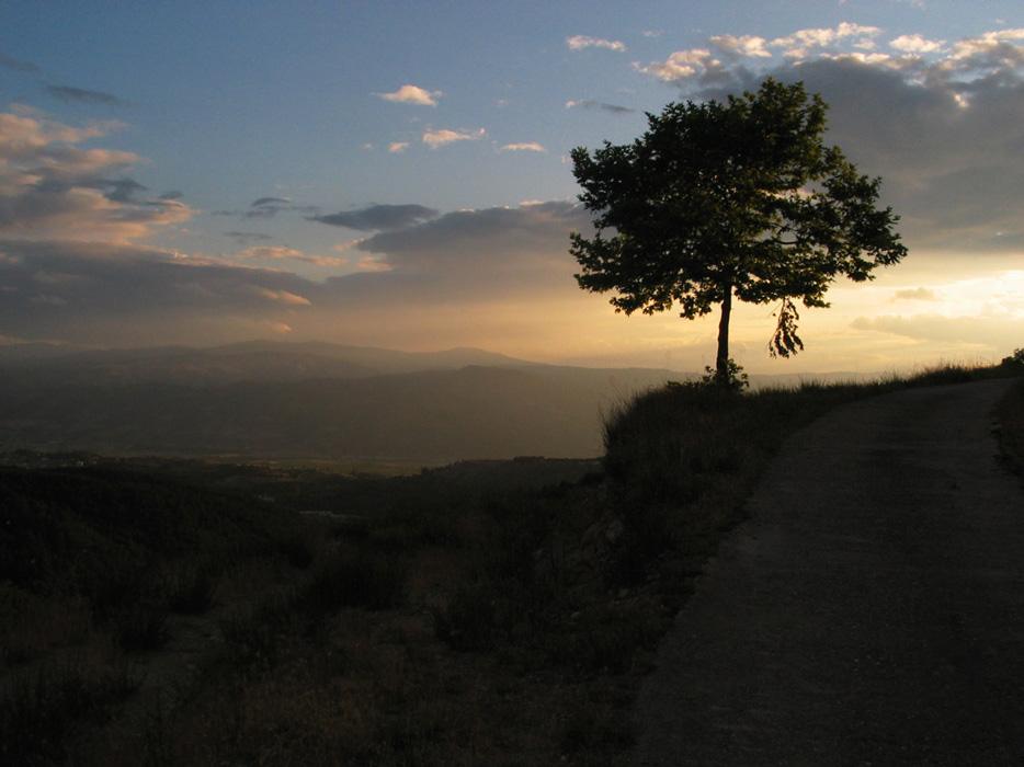 "фото ""Выхожу один я на дорогу"" метки: пейзаж, путешествия,"