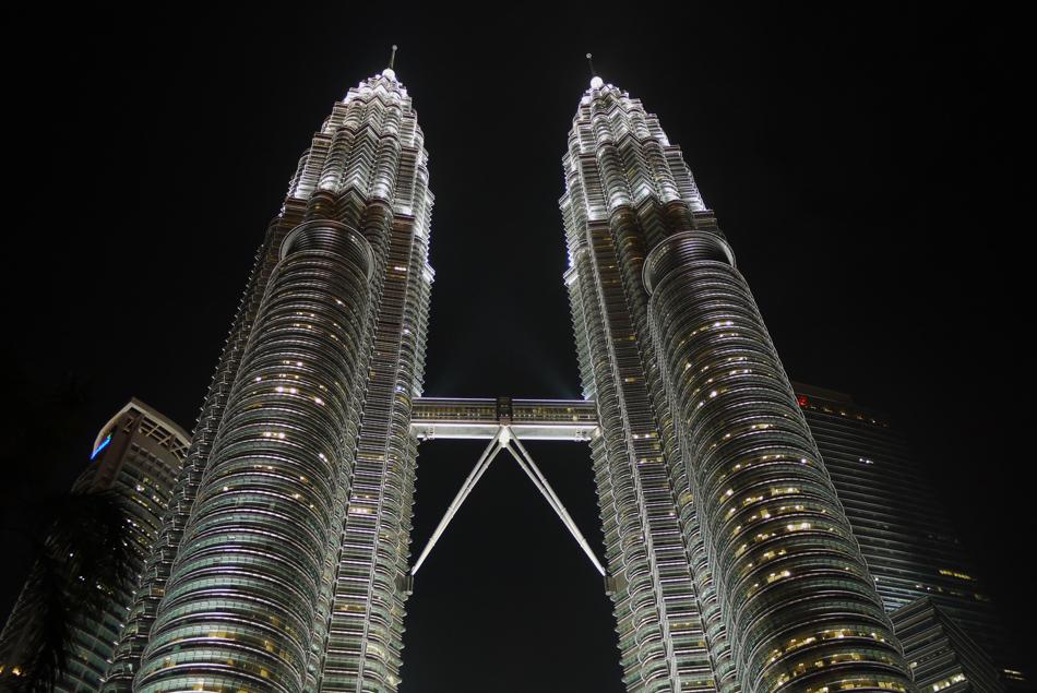 """фото """"Petronas Towers,KL"""" метки: архитектура,"""