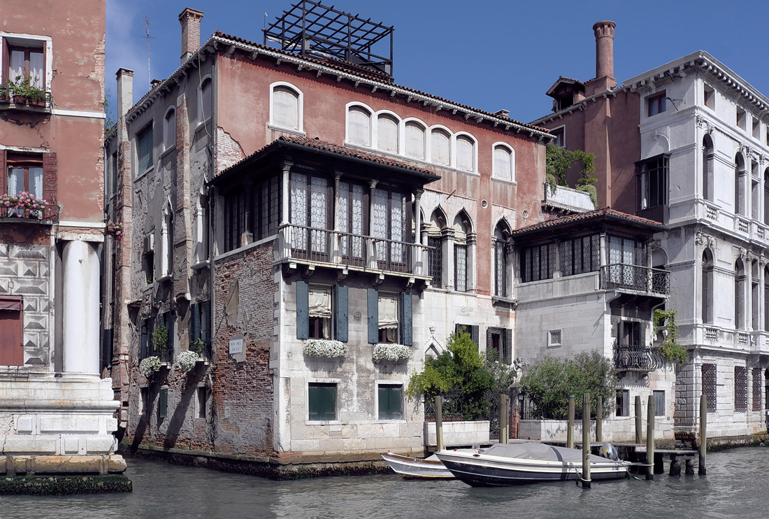 "photo ""Dacha"" tags: architecture, travel, Italy, Venice, каналы"