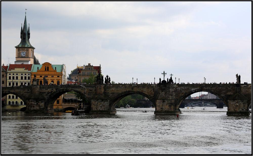"""фото """"Карлов мост"""" метки: город, путешествия, мост Прага Влтава"""