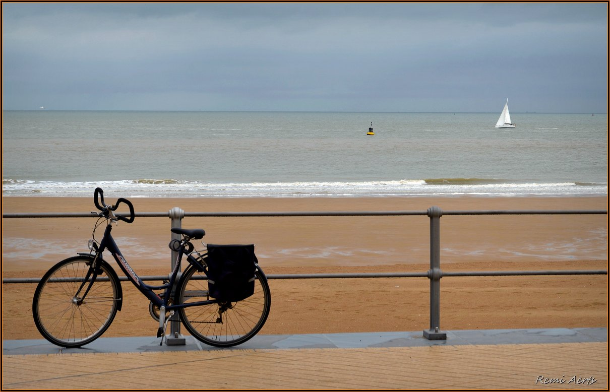 "photo ""Oostende ..."" tags: landscape, nature, spring, water"
