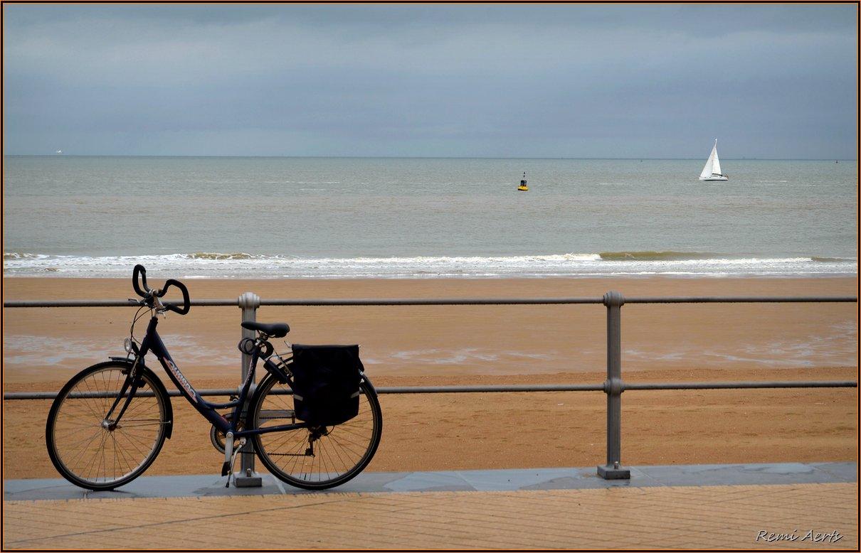 """фото """"Oostende ..."""" метки: пейзаж, природа, spring, вода"""