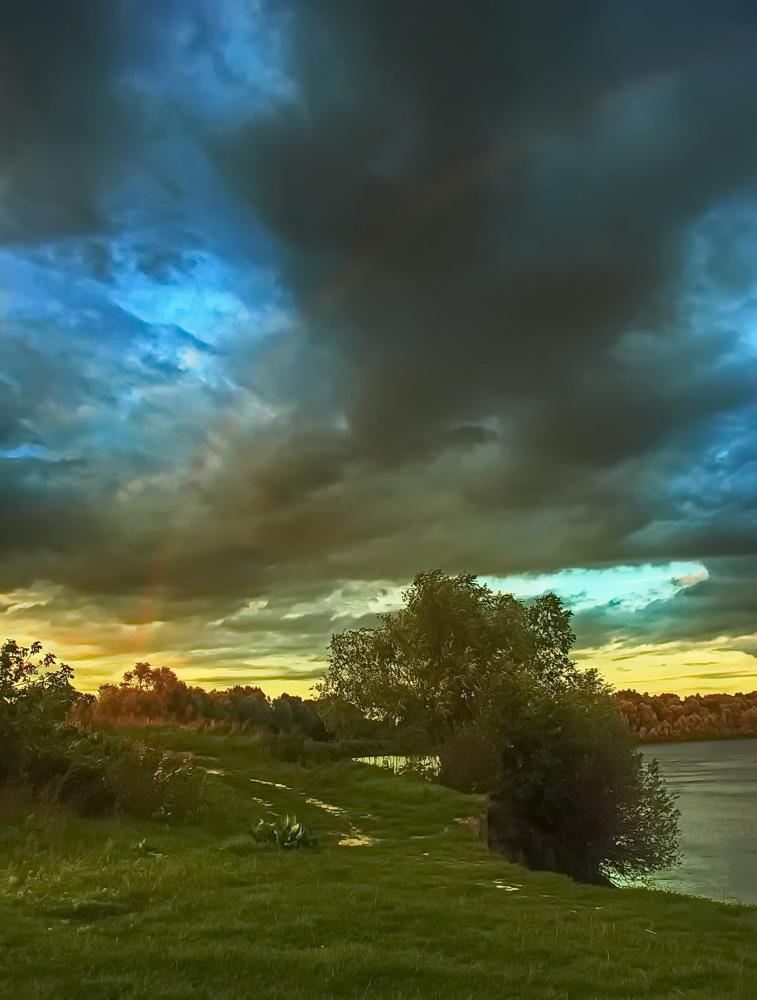 "фото ""Радуга"" метки: пейзаж,"