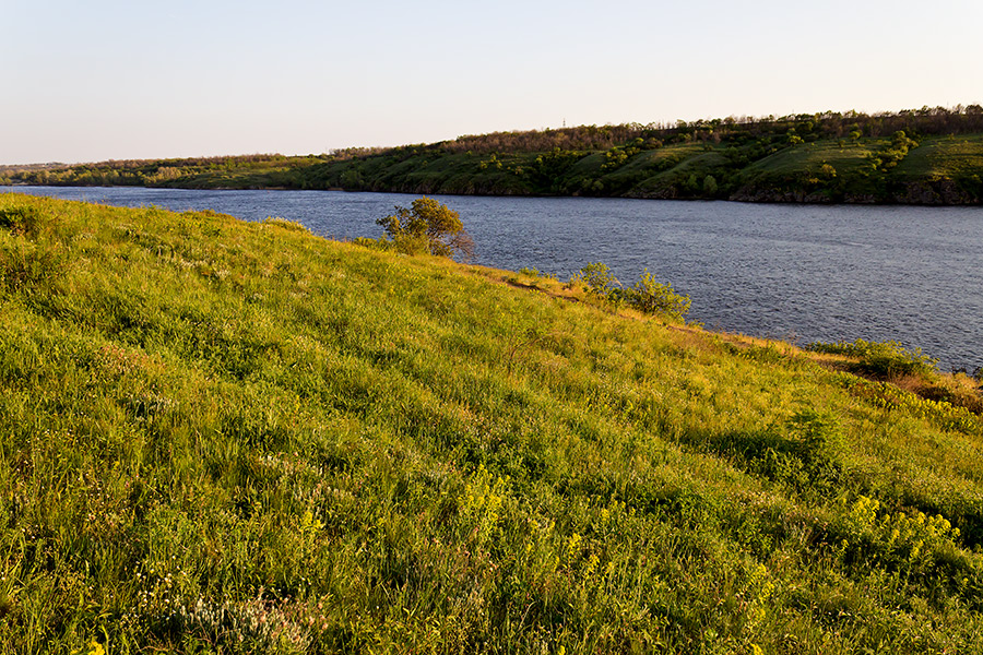 "photo ""***"" tags: landscape, Dnieper, Ukraine, Запорожье"