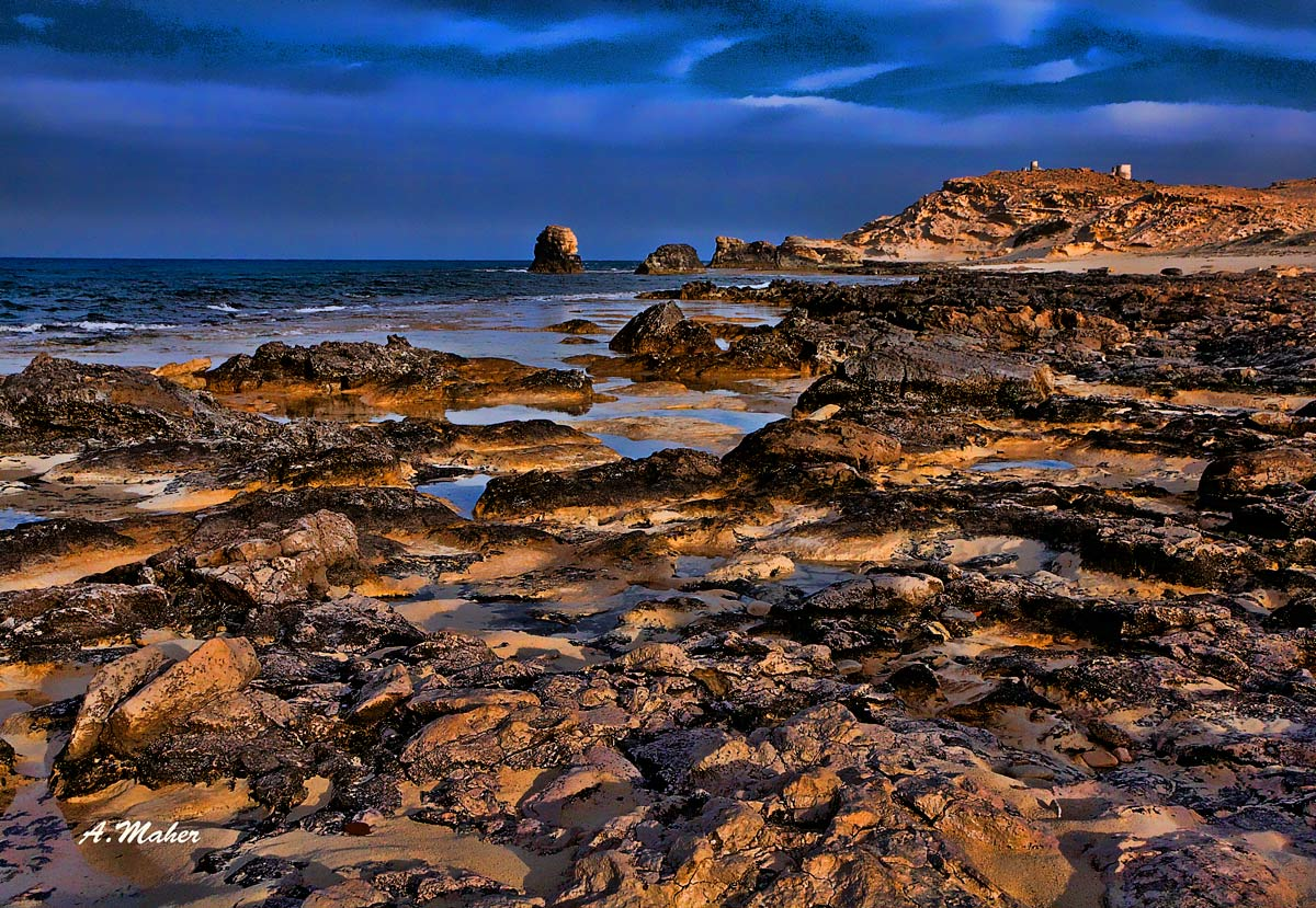 "photo ""Rocks formations"" tags: landscape,"