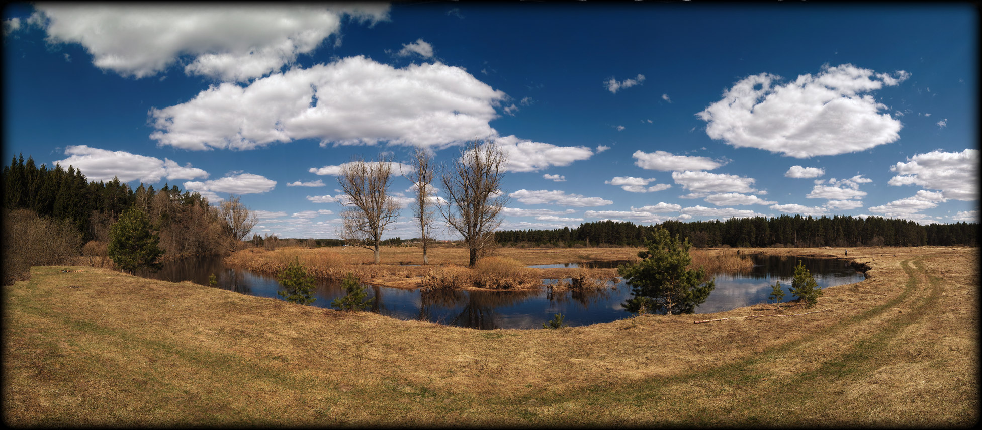 "photo ""***"" tags: landscape, panoramic, spring"