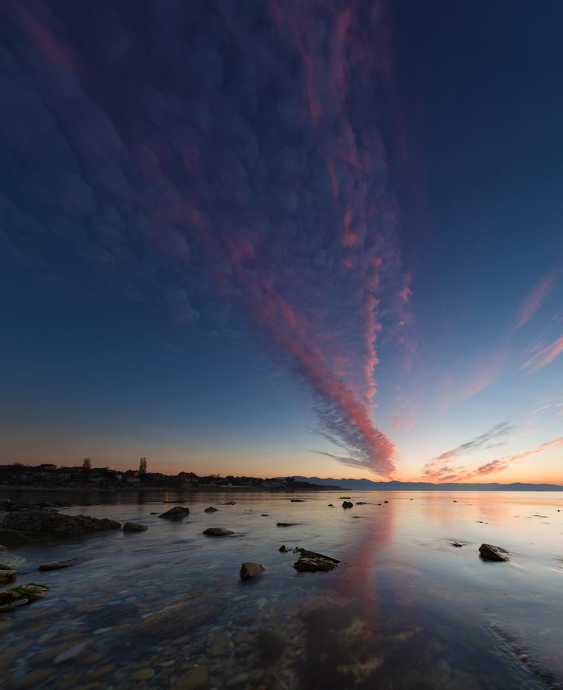 """фото """"Рассвет в Мысхако"""" метки: пейзаж, природа,"""