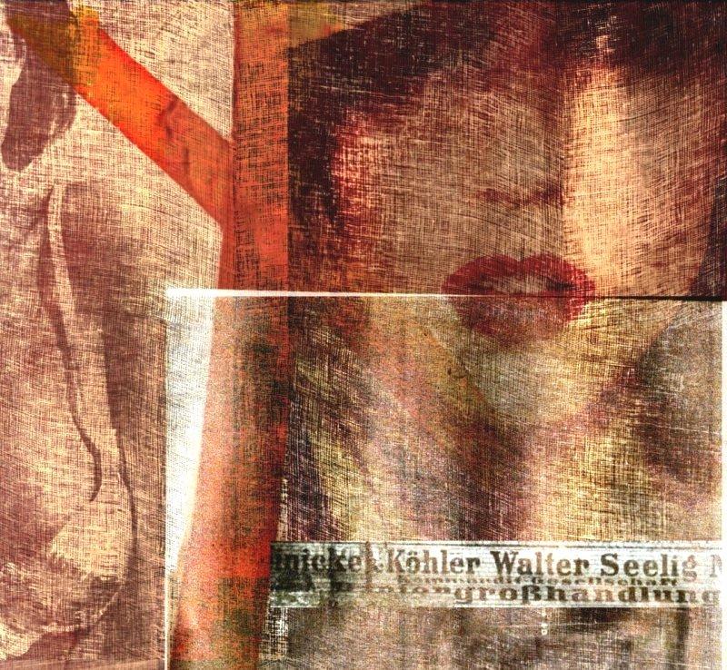"""фото """"affiche"""" метки: портрет, digital art, Art, color, digital, fine art, numeric, surrealist, woman"""