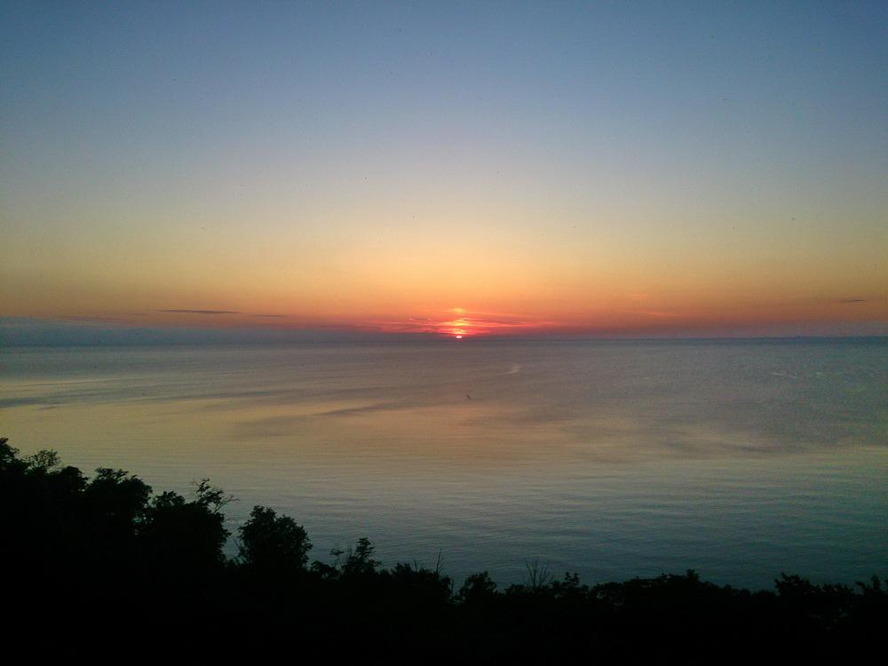 "photo ""Sunset ... Last Minute"" tags: landscape, travel, nature,"