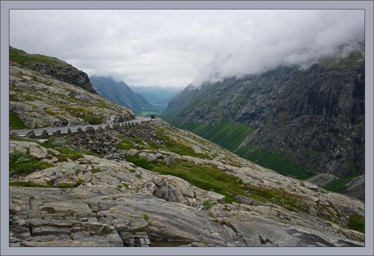 """фото """"Не сойти с трассы!"""" метки: путешествия, пейзаж, горы, серпантин"""