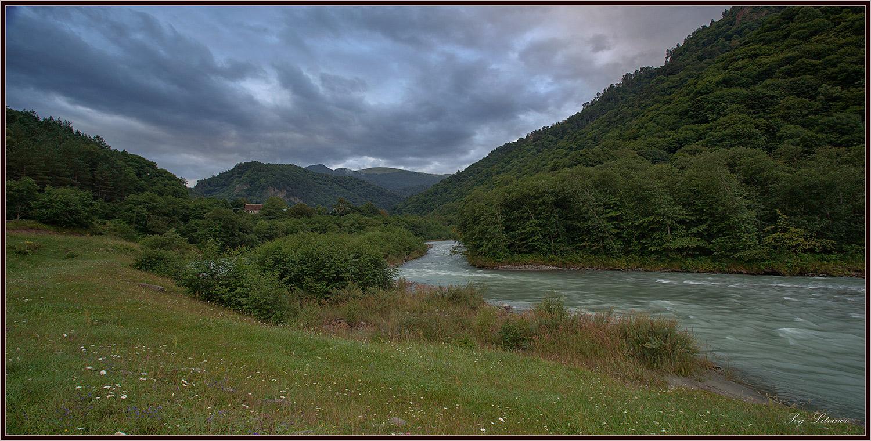 "фото ""***"" метки: пейзаж, горы, лето, утро"