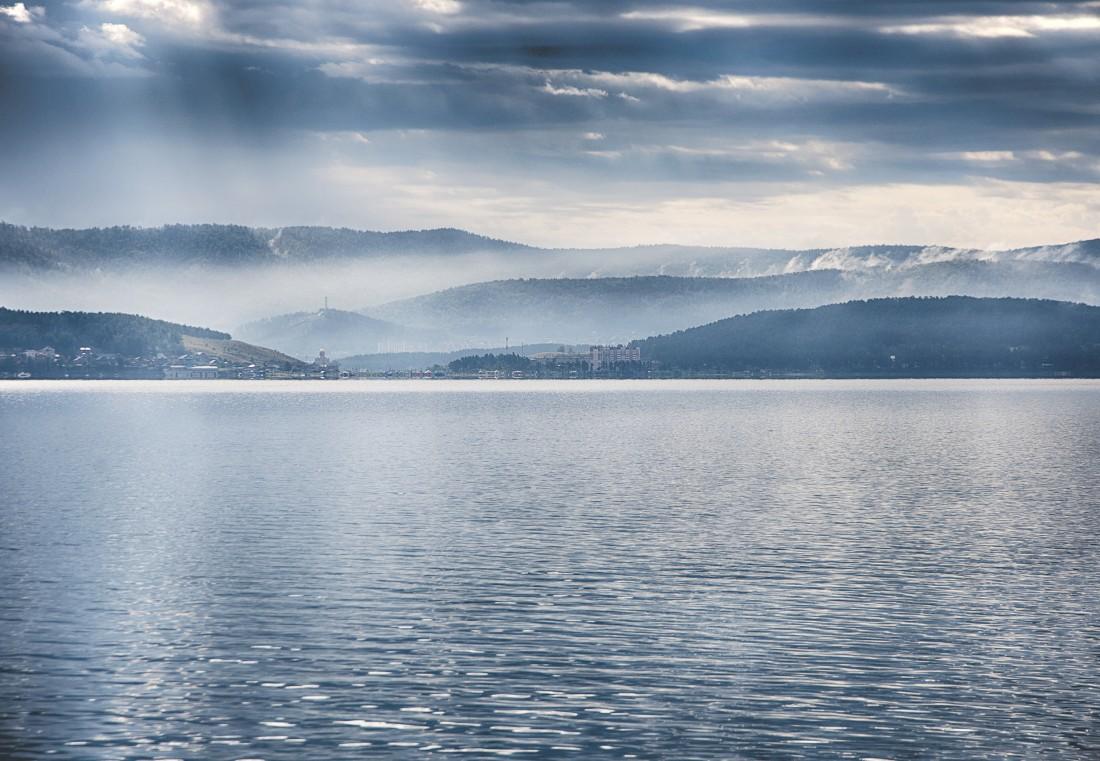 "фото ""Парит"" метки: пейзаж, Turgoyak lake South Ural озеро"