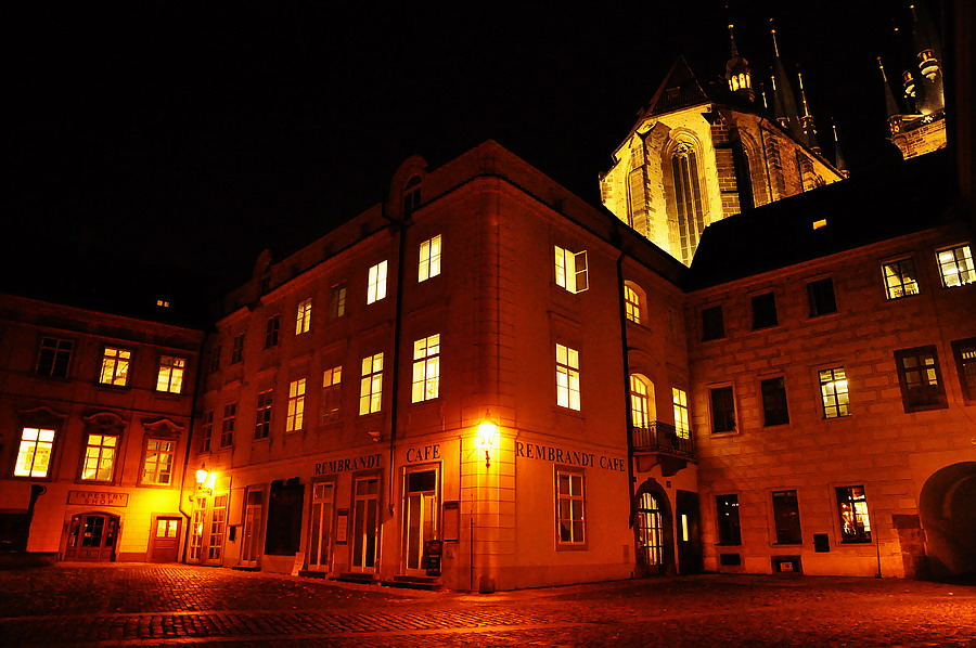 "фото ""Ночная атмосфера-25"" метки: архитектура, Prag, Praha, Прага"