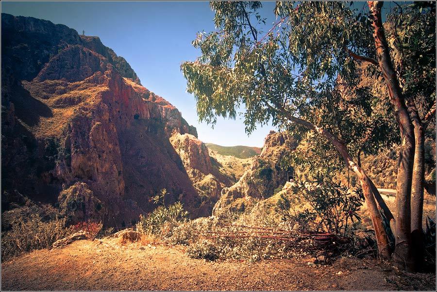 """photo """"Topolia Gorge. Crete."""" tags: travel, Crete, Topolia Gorge, Крит"""