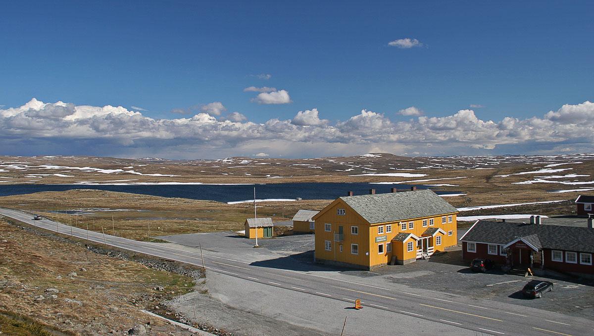 "фото ""По дорогам Норвегии"" метки: пейзаж, Хардангервидда — горное плато"