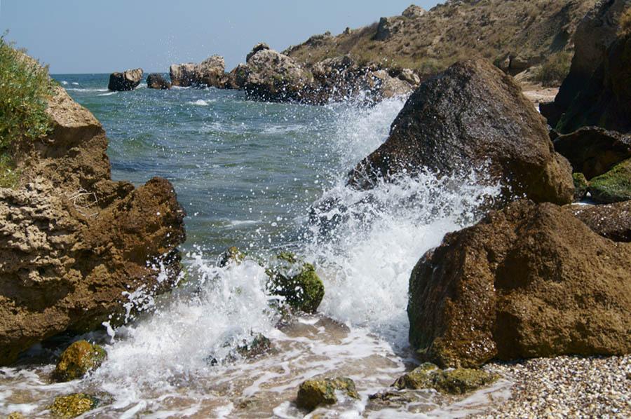"""фото """"Камни Генеральских бухт."""" метки: пейзаж, природа,"""