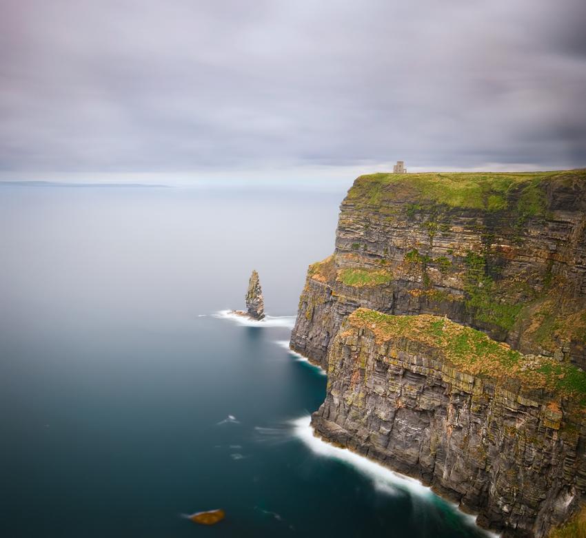 """фото """"Cliffs of Moher"""" метки: пейзаж,"""