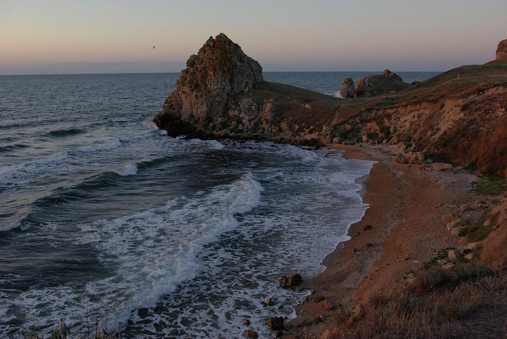 "фото ""Вечер."" метки: пейзаж, природа, путешествия,"