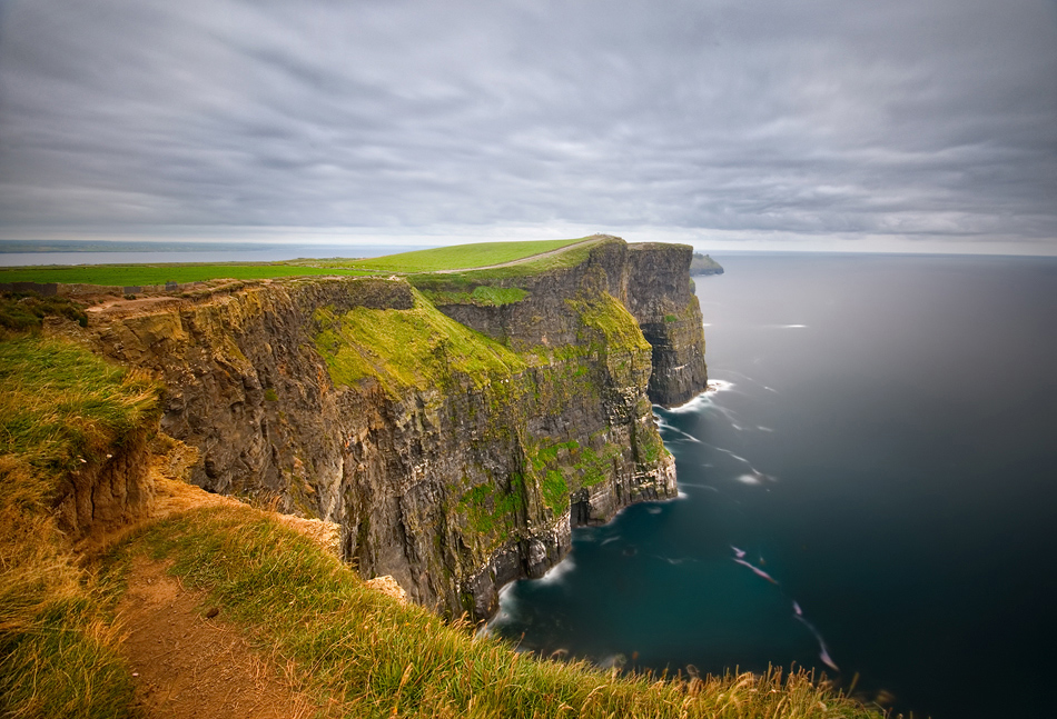 "photo ""Cliffs of Moher"" tags: landscape,"