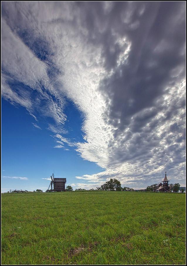 """photo """"clouds"""" tags: landscape,"""
